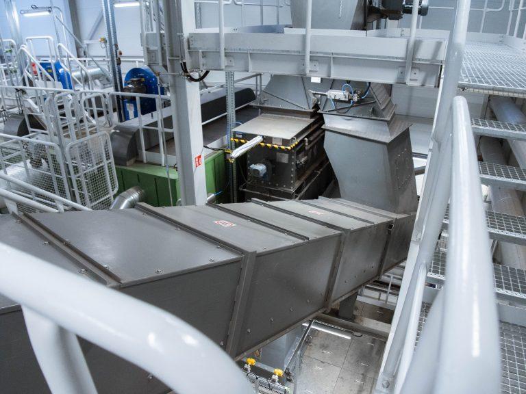 Biomass transporter